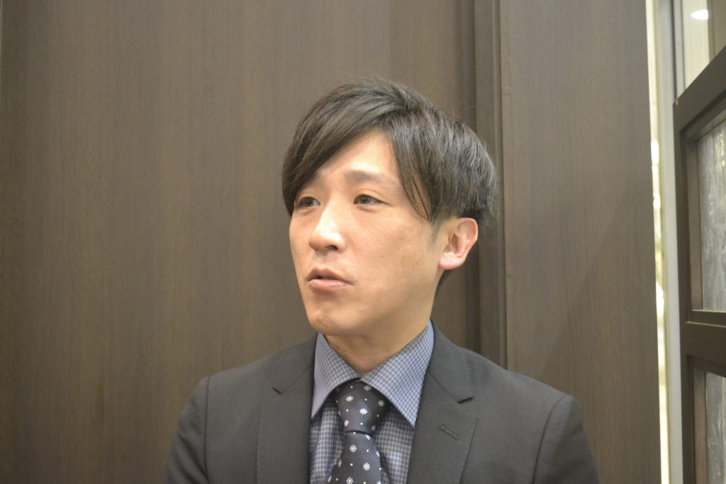 Y&K Narita International school 代表 伊藤健太氏