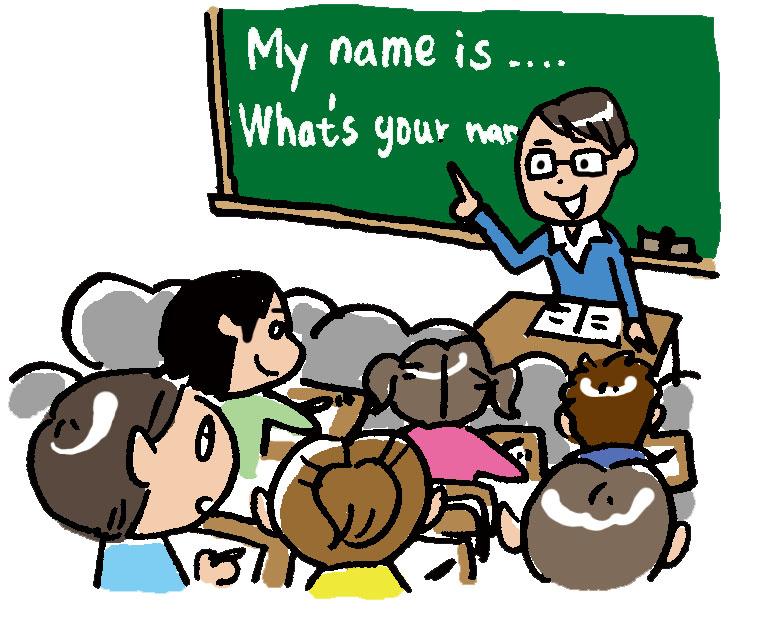 小学校の英語必修化!保育園の英語教育のねらいやメリット