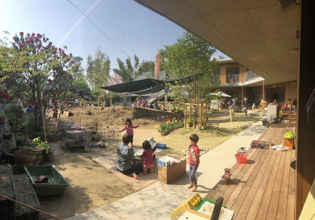 川和保育園